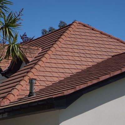Terreal Clay Tiles supplied by LBS