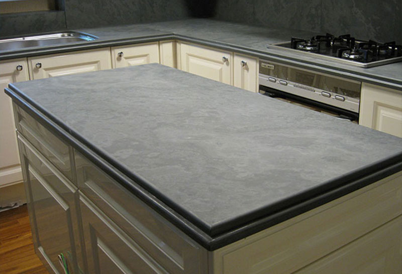 Central Reservation in Brazilian Slate
