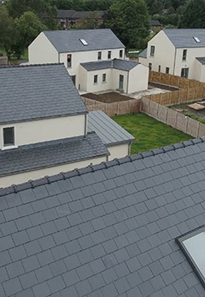 Residential Development Dublin - Chinese Slate