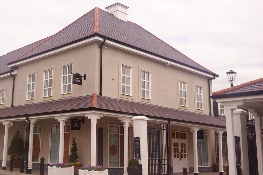 Kildare Shopping Village Lagan Building Solutions