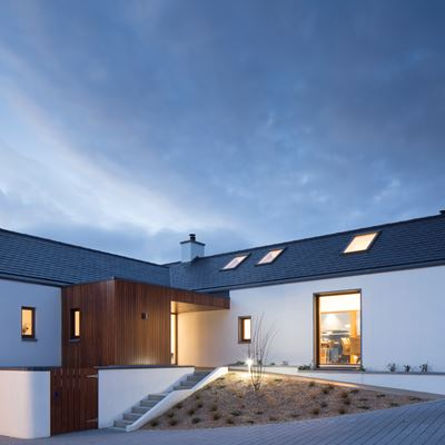 ROZADAIS SLATE USED ON CAMLOUGH PROPERTY - RICS Awards