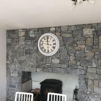 Blue Diamond Veneer Natural Stone feature fireplace - Co Tipperary.jpg