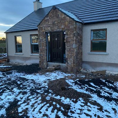 LBS Donegal Mix Stone Veneer and Shetland Clay Tiles - Ahoghill.jpg
